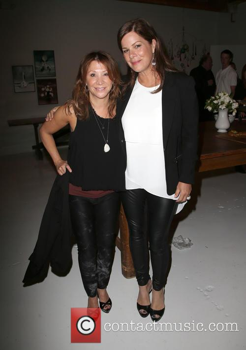 Cheri Oteri and Marcia Gay Harden 2