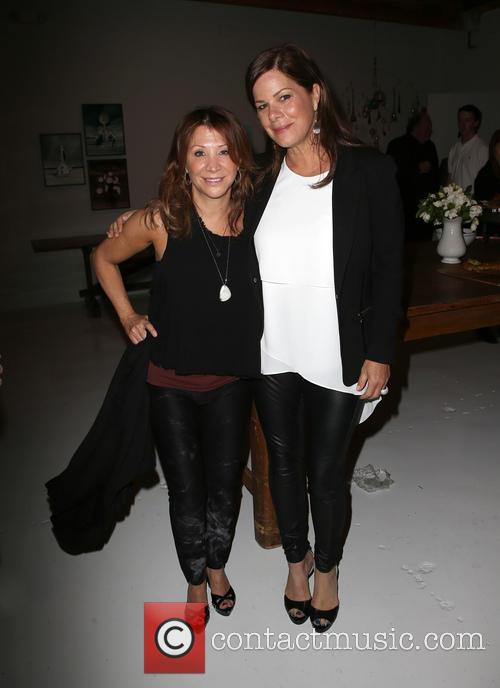 Cheri Oteri and Marcia Gay Harden 3