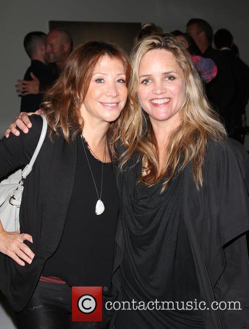 Cheri Oteri and Clare Munn 4