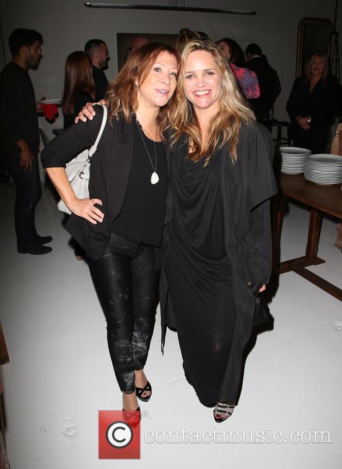 Cheri Oteri and Clare Munn 5