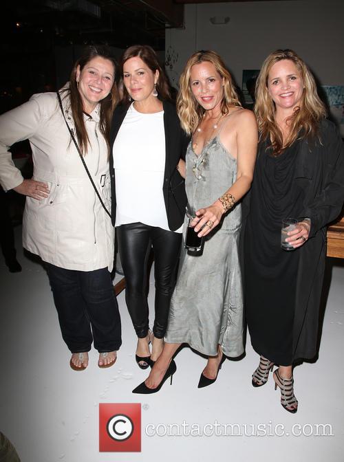 Camryn Manheim, Marcia Gay Harden, Maria Bello and Clare Munn 5
