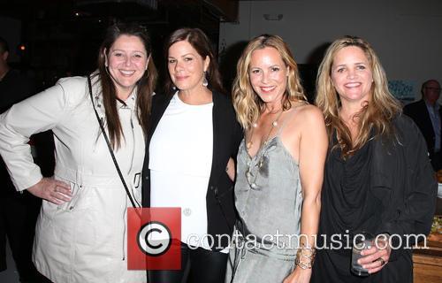 Camryn Manheim, Marcia Gay Harden, Maria Bello and Clare Munn 7