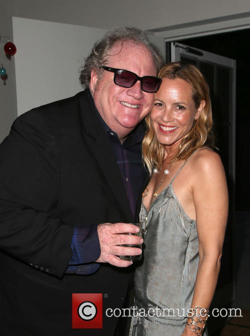 John Carrabino and Maria Bello 1