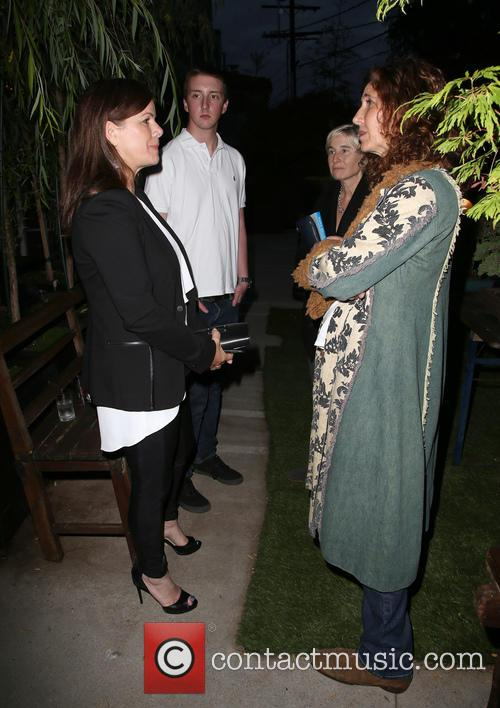 Marcia Gay Harden and Guest 3