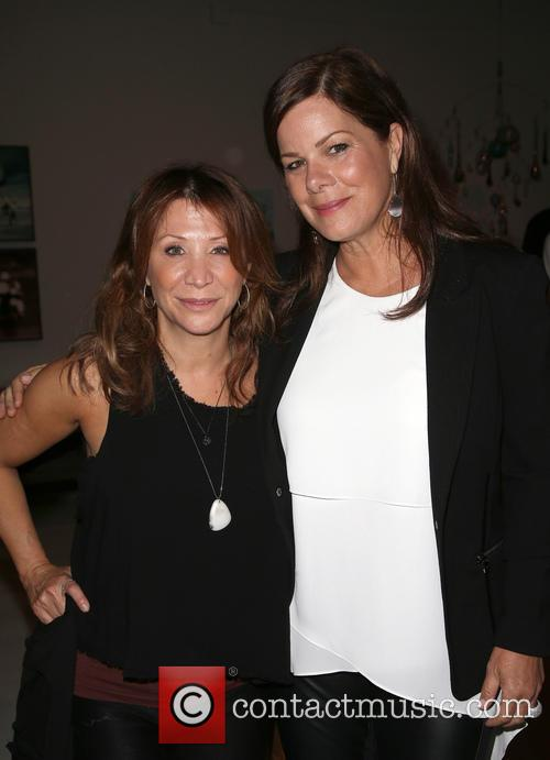 Cheri Oteri and Marcia Gay Harden 1