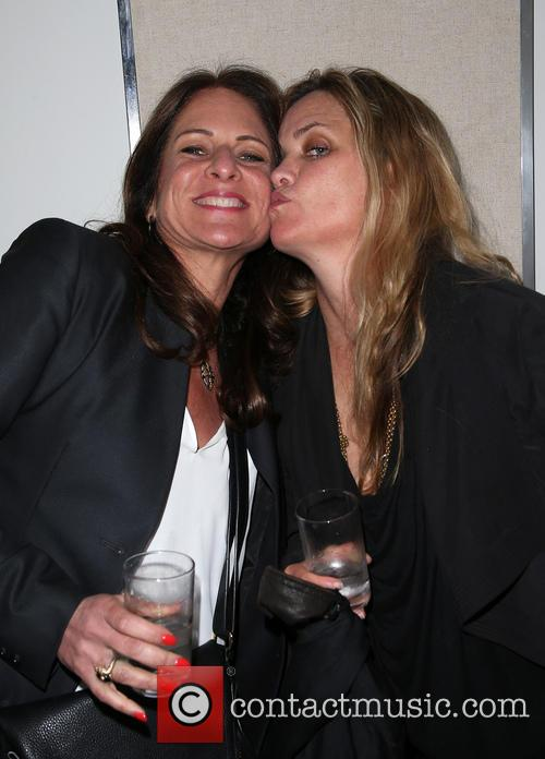 Cathy Schulman and Clare Munn 1