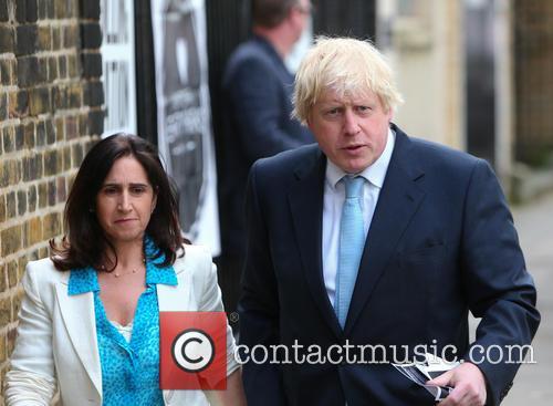 Boris Johnson and Marina Wheeler 9