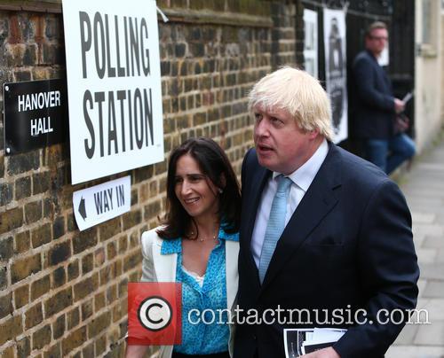 Boris Johnson and Marina Wheeler 10