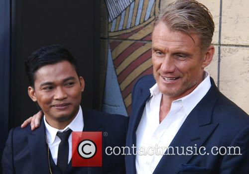 Tony Jaa and Dolph Lundgren 5