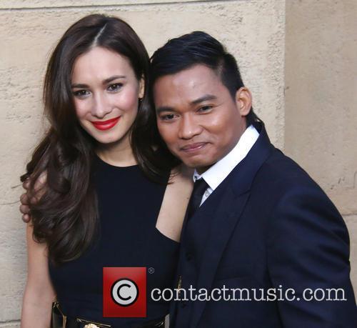 Celina Jade and Tony Jaa 5