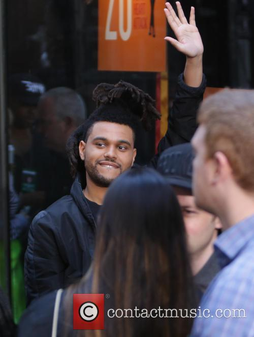 Abel Tesfaye and The Weeknd 4