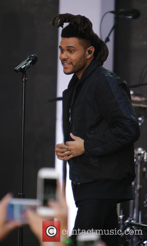 Abel Tesfaye and The Weeknd 5