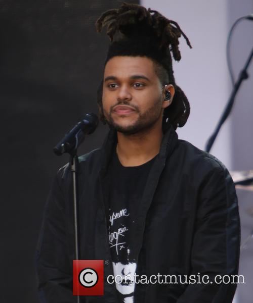 Abel Tesfaye and The Weeknd 9