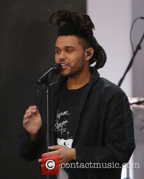 Abel Tesfaye and The Weeknd 11