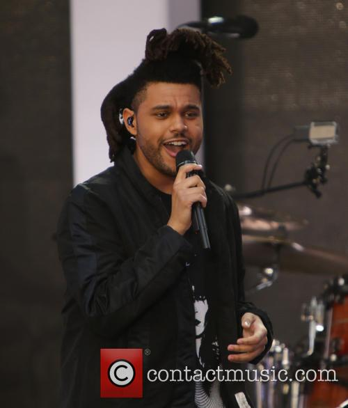 Abel Tesfaye and The Weeknd 1
