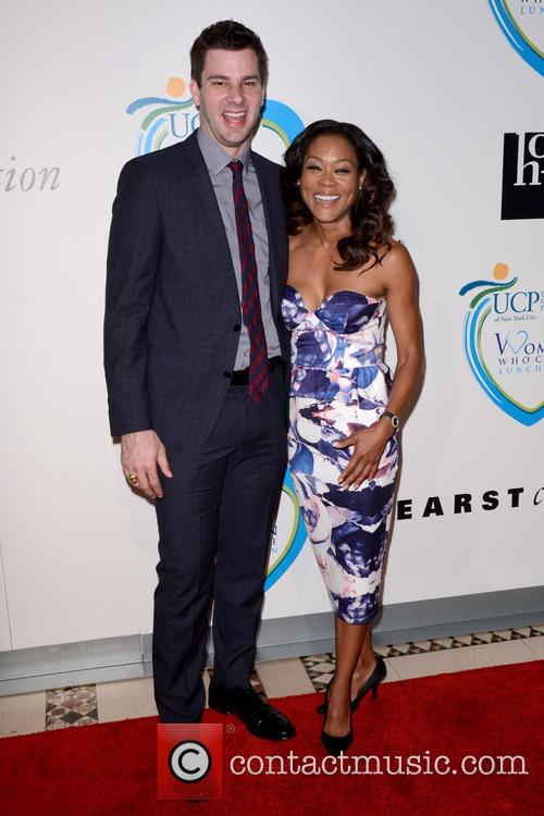 Tim Morehouse and Robin Givens 3