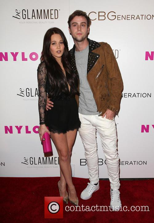 Kelli Berglund and Sterling Beaumon 2
