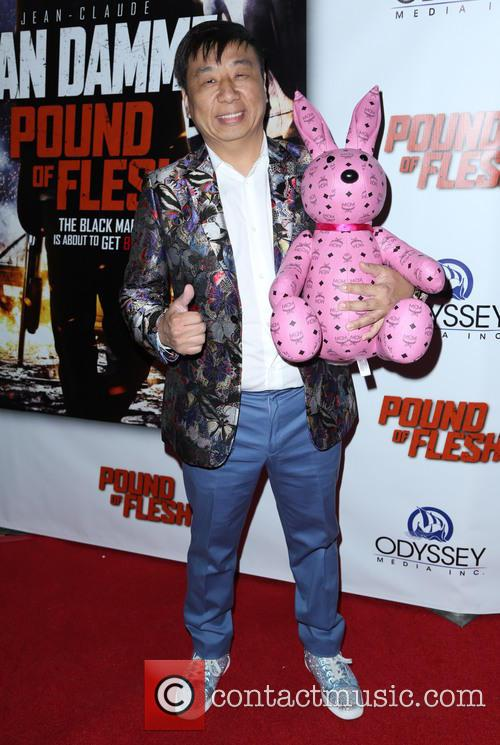 Premiere of 'Pound of Flesh' - Arrivals