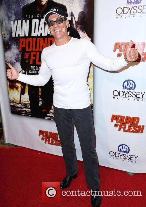 Jean Claude Van Damme 3