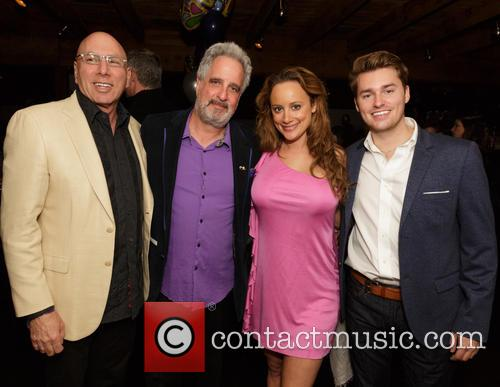 Dr. Franklin Rose, Michael Shane, Erica Rose and Johnathan Moore 2