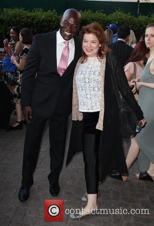 Hisham Tawfiq and Catherine Curtin 2