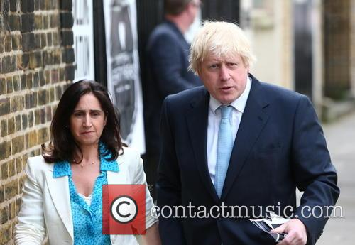 Marina Wheeler and Boris Johnson 2
