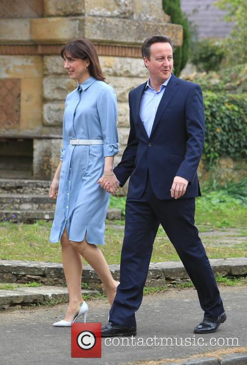 David Cameron and Samantha Cameron 5