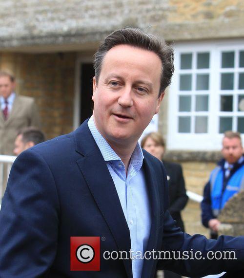 David Cameron and Samantha Cameron 1
