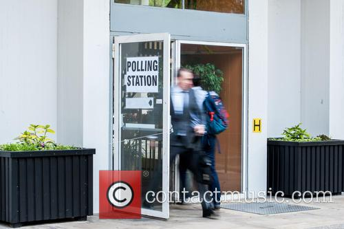 Londoners start to vote in Millbank