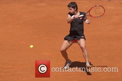 Tennis and Carla Suarez 2