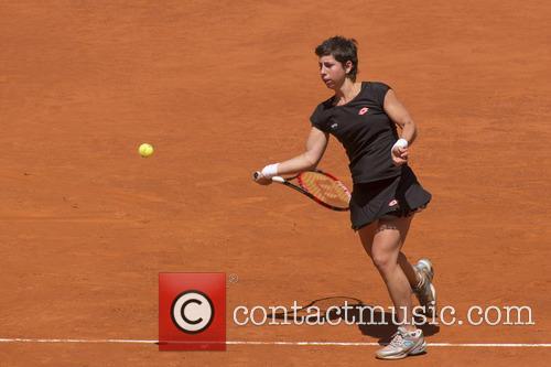 Tennis and Carla Suarez 5