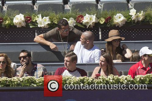 Cristiano Ronaldo, Toni Kroos and Jessica Farber 8