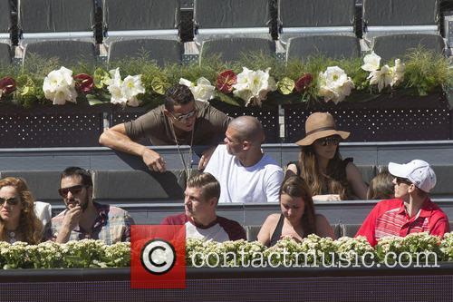 Cristiano Ronaldo, Toni Kroos and Jessica Farber 9