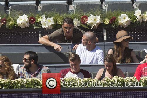 Cristiano Ronaldo, Toni Kroos and Jessica Farber 10