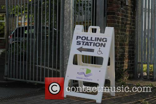 Polling Station and In Tower Hamlet 2