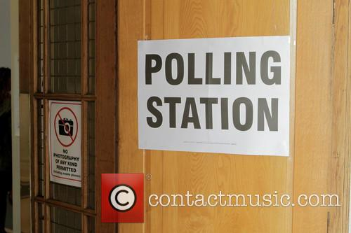 Polling Station and Hackney Town Hall 6