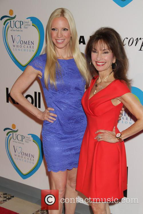 Susan Lucci and Daughter Liza 9