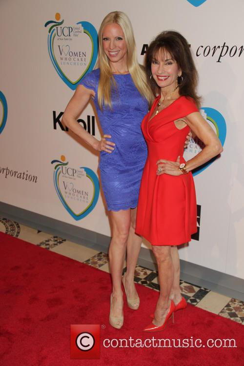 Susan Lucci and Daughter Liza 10