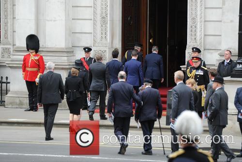 Nicola Sturgeon, Nick Clegg, David Cameron and Ed Miliband 11