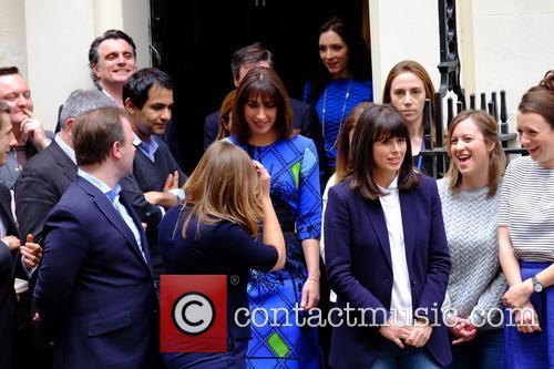 David Cameron and Samantha Cameron 6