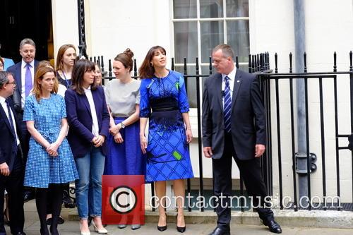 David Cameron and Samantha Cameron 8