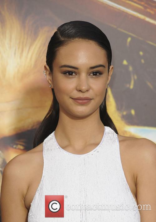 Mad Max and Courtney Eaton 6