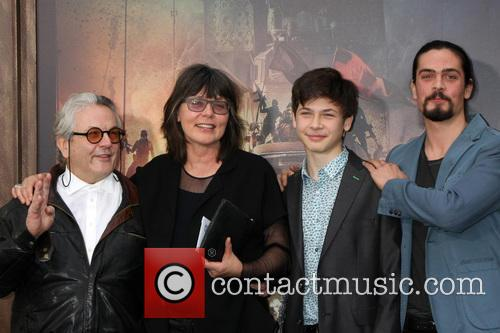 George Miller and Family 4