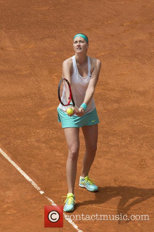 Tennis and Petra Kvitova 6