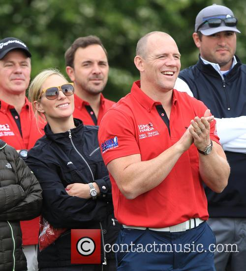 Zara Philips and Mike Tindall 3