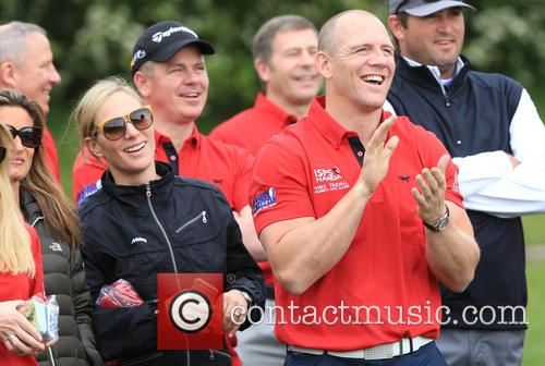 Zara Philips and Mike Tindall 4