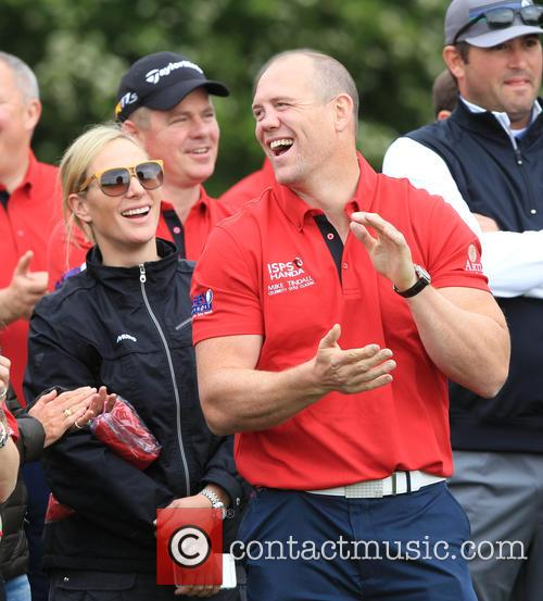 Zara Philips and Mike Tindall 5