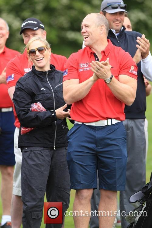 Zara Philips and Mike Tindall 7