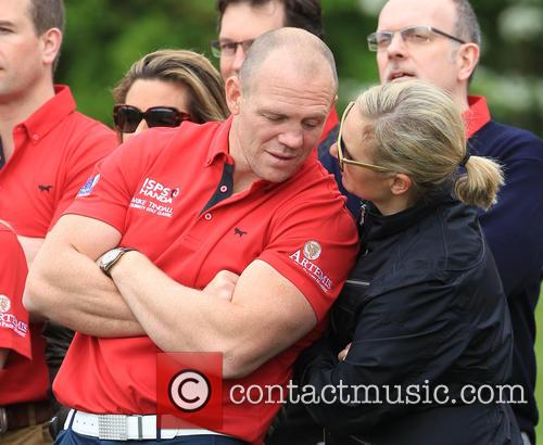 Zara Philips and Mike Tindall 8