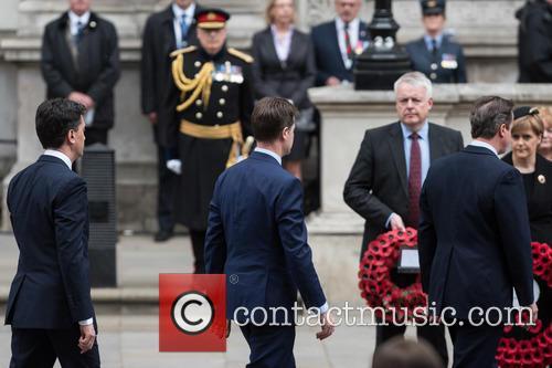 Ed Miliband, Nick Clegg and David Cameron 8